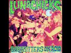 lunachicks babysitters on acid lp cover