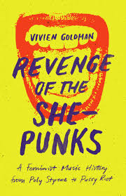 revenge of the she punks front cover